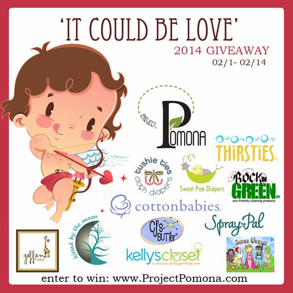 It Could Be Love 2014 Giveaway! 16 Winners!