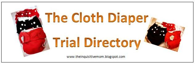 The Cloth Diaper Trial Directory - The Inquisitive Mom