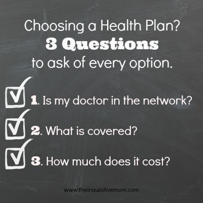 Healthcare Open Enrollment: Where Do I Start?
