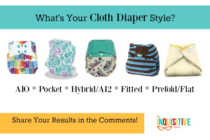 Cloth Diaper Quiz What 39 S Your Cloth Diaper Style The