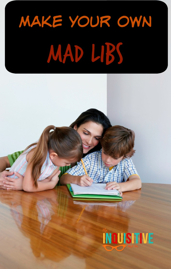 Make Your Right Connection Today Top 10: Make Your Own Mad Libs