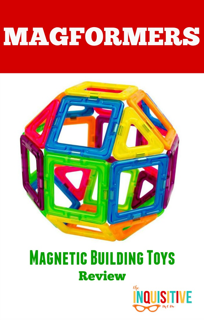 MAGFORMERS Magnetic Building Toys Review
