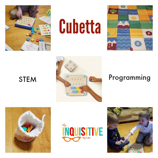 Best Coding Toys Reviewed : Cubetto stem toy review programming fun the inquisitive mom