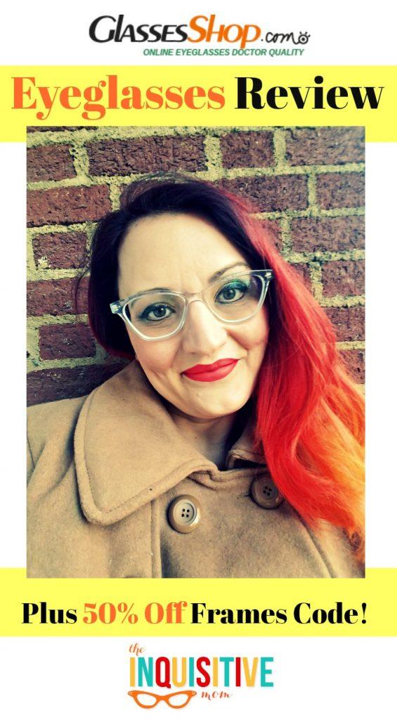 GlassesShop.Com Prescription Glasses Review - The ...
